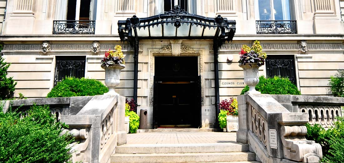 Cosmos Club > About the Club
