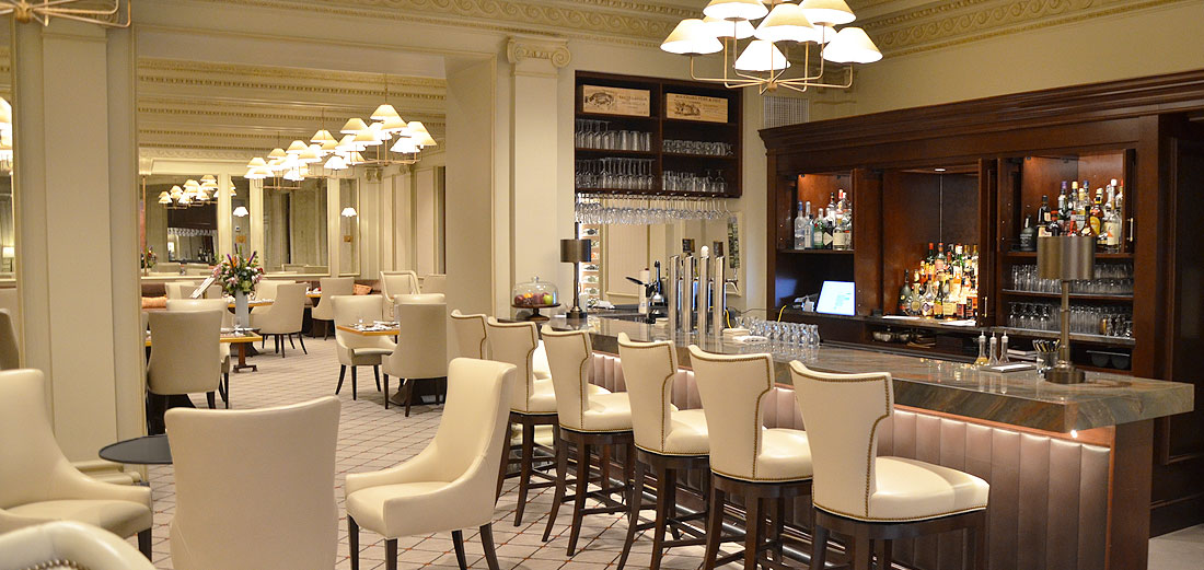Members Can Now Enjoy Casual Dining In Our 1878 Bar Grille Area Formerly Known As The Heroy Smith Rooms